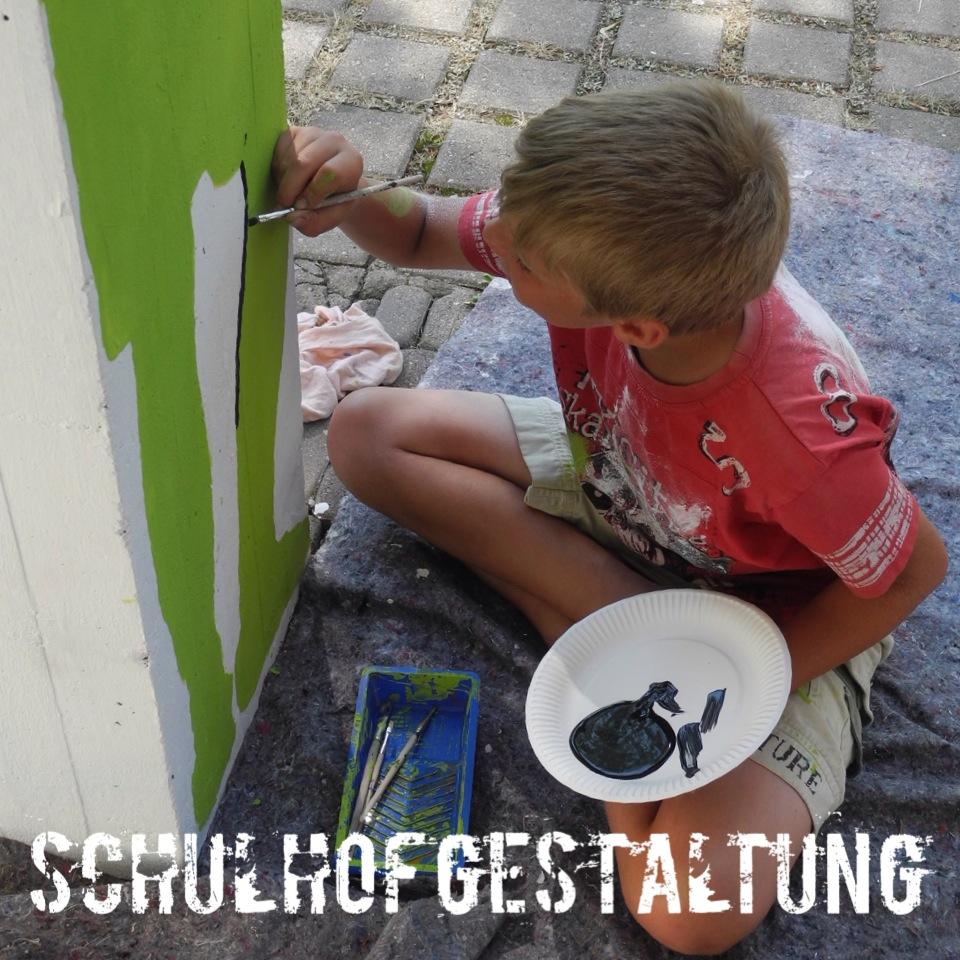 Schulhofgestaltung